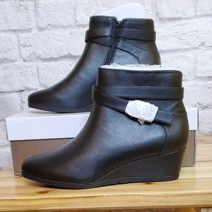Giani Bernini Cherubp Leather Boots Sz 9.5 New NWB